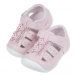(12.5~15公分)CONNIFE閃耀立體蝴蝶粉紅色寶寶涼...