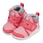 (12.5~15.5公分)Combi粉色Core_S中筒成長機能學步鞋P#MB3NG*GXX