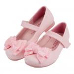 (16.5~21公分)台灣製亮晶粉色裝飾亮片蝴蝶結手工兒童公...