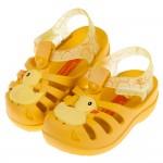 (12.5~17公分)Ipanema黃色小鴨鴨寶寶護趾涼鞋香...