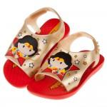 (12.5~15公分)Ipanema神力女超人金色寶寶涼鞋香...