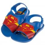 (12.5~15公分)Ipanema超人藍色寶寶涼鞋香香鞋