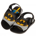 (12.5~15公分)Ipanema蝙蝠俠黑色寶寶涼鞋香香鞋