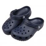 (16.5~21公分)Crocs卡駱馳經典款深藍色兒童布希鞋V#GN4NB*XBB