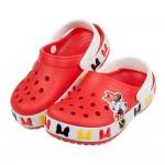 (16.5~19.5公分)Crocs卡駱馳味學院迪士尼米妮紅...