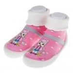 (12.5~16.5公分)巧虎童鞋妙妙向日葵桃粉色