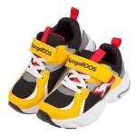 (19~23公分)KangaROOS魅力FUSION鋼鐵黃兒童運動鞋P#KN3NKXXB