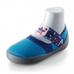 Feebees酷涼款RockStar搖滾巨星寶寶機能襪鞋(12.5~19公分)