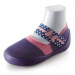 Feebees酷涼款Poka波卡情節寶寶機能襪鞋(12.5~...