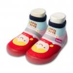 Feebees夢幻島LRRH小紅帽寶寶機能襪鞋(12.5~1...