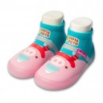 Feebees夢幻島WarmPig暖暖豬寶寶機能襪鞋(12....