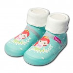 Feebees夢幻島MintPrcs薄荷公主寶寶機能襪鞋(1...