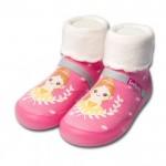 Feebees夢幻島BerryPrcs草莓公主寶寶機能襪鞋(...