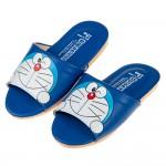(18~22公分)Doraemon哆啦A夢小叮噹藍色兒童室內拖鞋