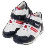 (14.5~19公分)台灣製藍色兒童預防矯正鞋運動鞋